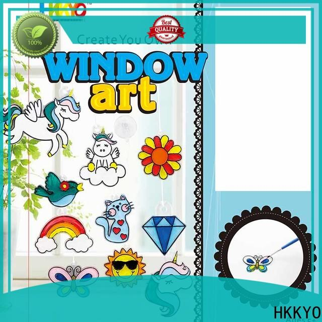 HKKYO New craft kits for boys Suppliers for window art