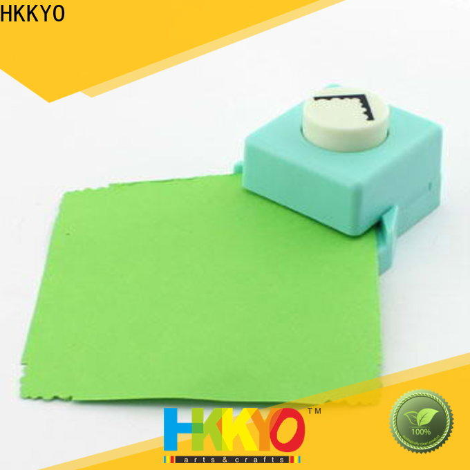 HKKYO ABS & Zinc Alloy craft punch company for paper craft