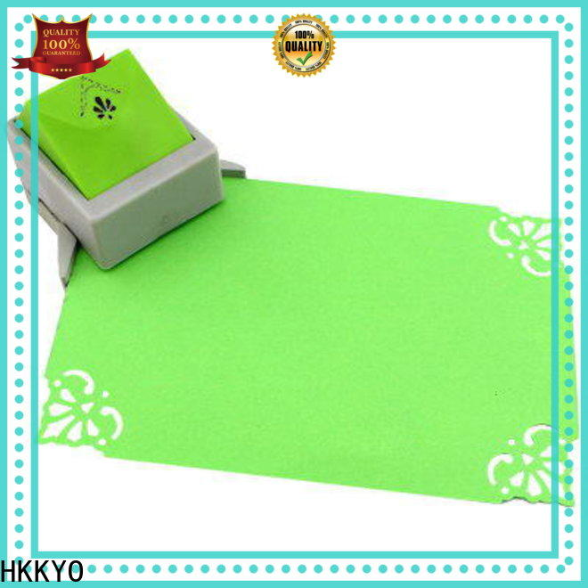 HKKYO Top craft punch Supply for paper craft