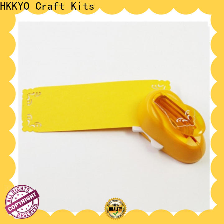 HKKYO High-quality corner punch company for kids