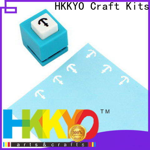 HKKYO High-quality paper punches for scrapbooking Suppliers for paper