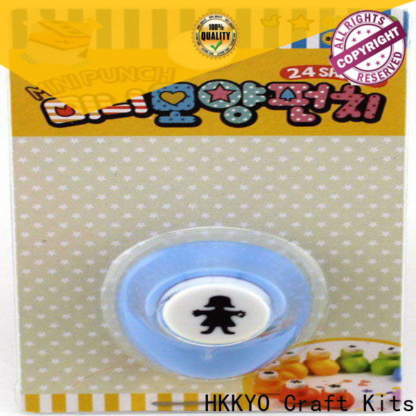 HKKYO Latest scrapbook punches Suppliers for paper craft