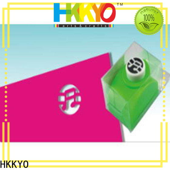 HKKYO foam paper punches for scrapbooking manufacturers for paper