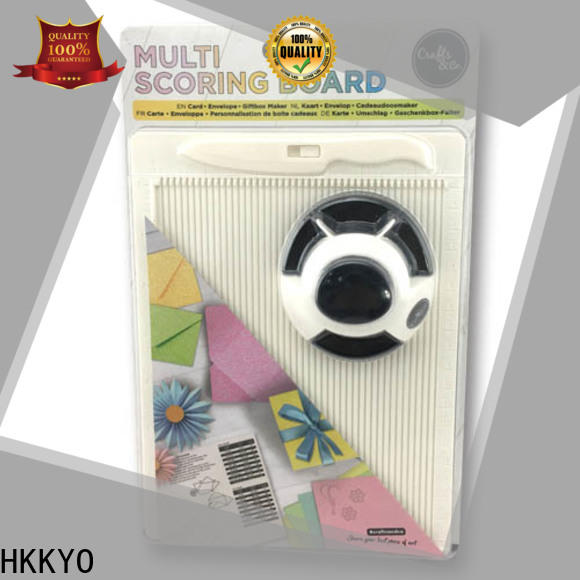 HKKYO border paper punch set Supply for greeting card