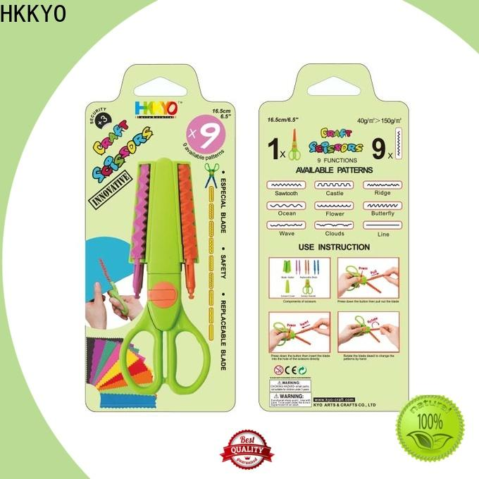 HKKYO High-quality craft scissors set Suppliers for DIY crafts