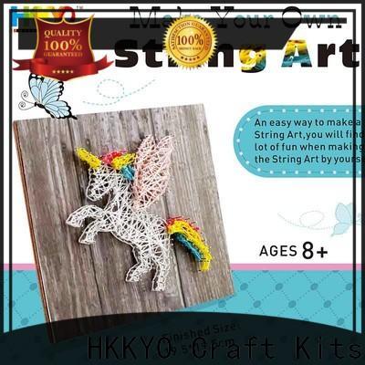 HKKYO Best craft sets for girls factory for decoration