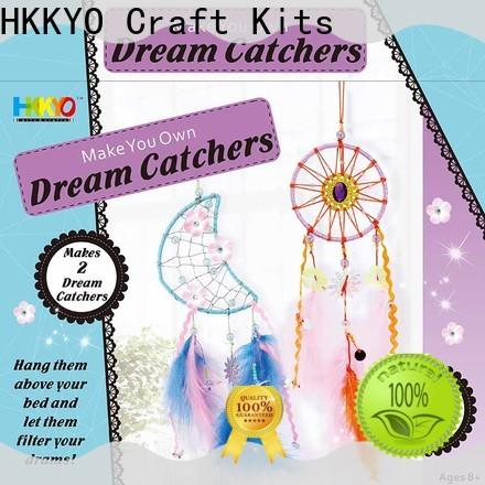 HKKYO steel arts and crafts kits company for kids