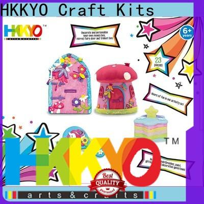 HKKYO Custom craft sets manufacturers for birthday gifts