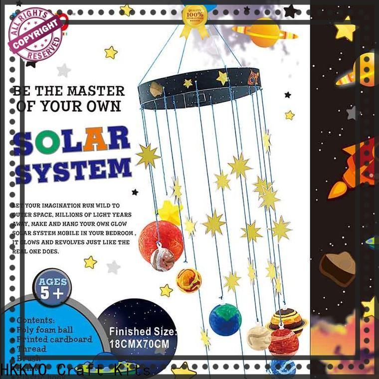 Wholesale craft sets for kids solar system manufacturers manufacturer