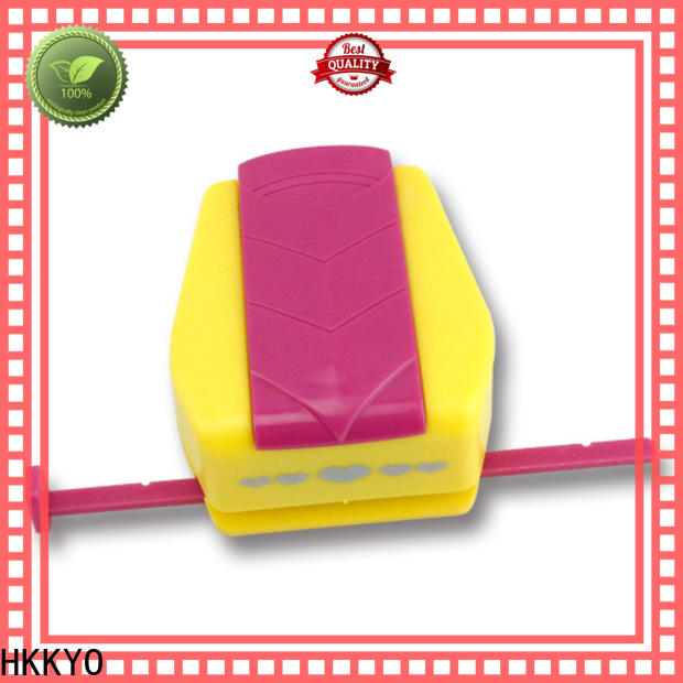 Top craft punching machine multi colors company for DIY scrapbook
