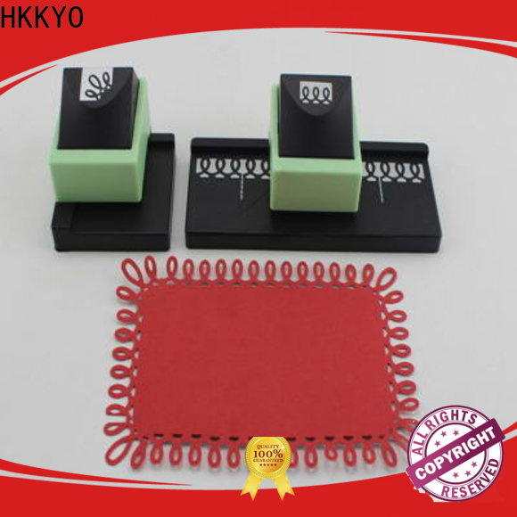 HKKYO High-quality craft punch Suppliers for paper craft