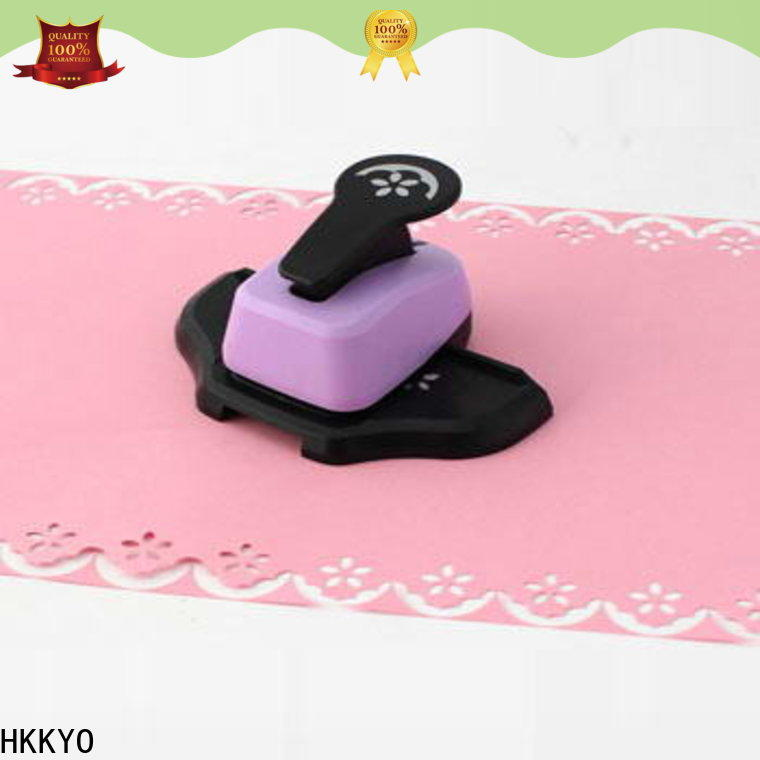 HKKYO High-quality paper edge punch Suppliers for paper craft