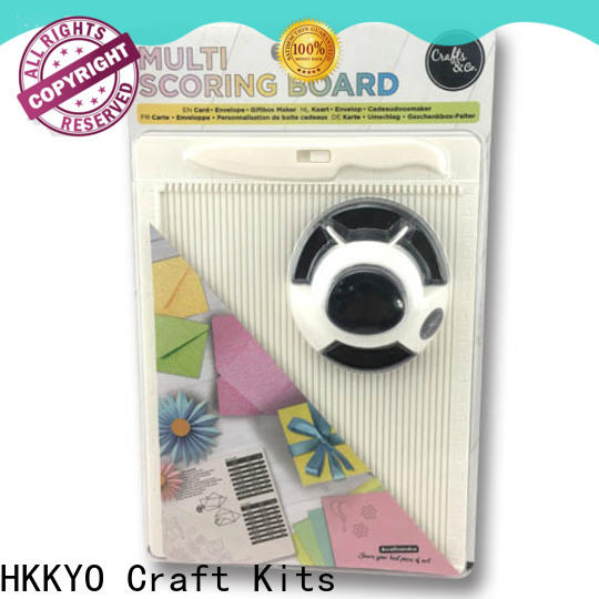 HKKYO border craft hole punch manufacturers for greeting card