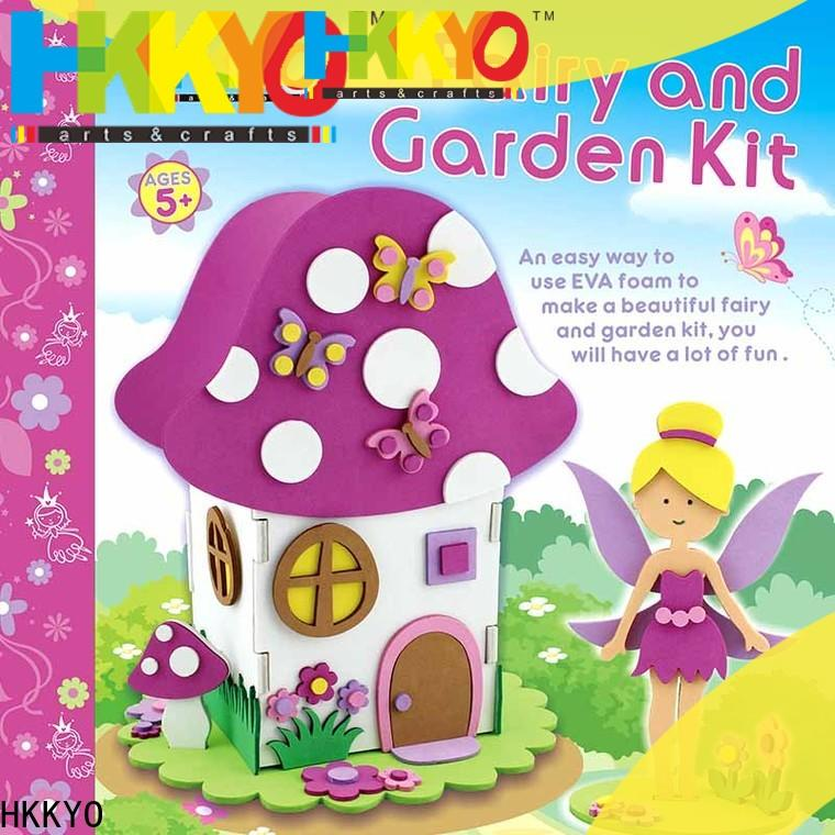 HKKYO Best craft kits for kids for business for Christmas gift