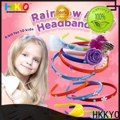 HKKYO flowers arts and crafts kits Supply for head