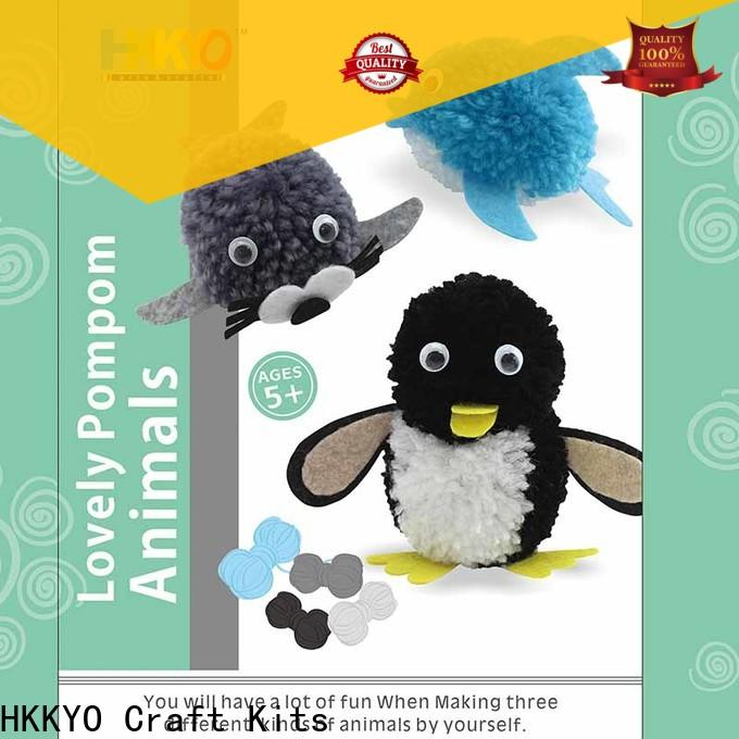 HKKYO yarn craft kits manufacturers for DIY craft
