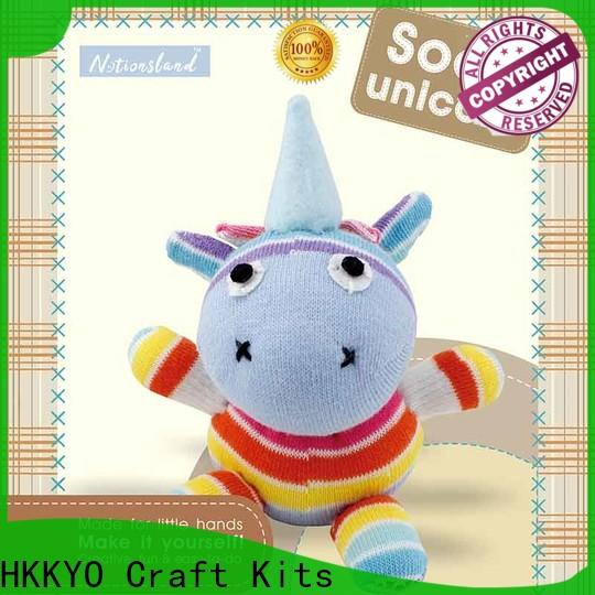 HKKYO sewing complete scrapbook kit for business for children