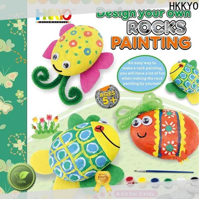 HKKYO birdhouse craft kits for adults manufacturers for birthday gifts