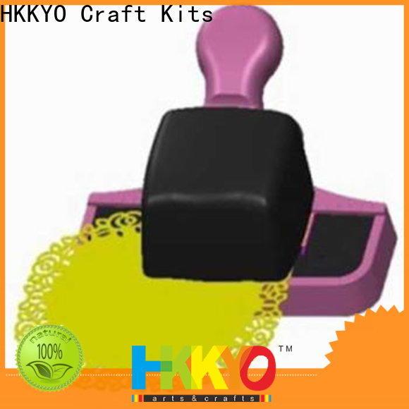 HKKYO Custom corner punch manufacturers for cards
