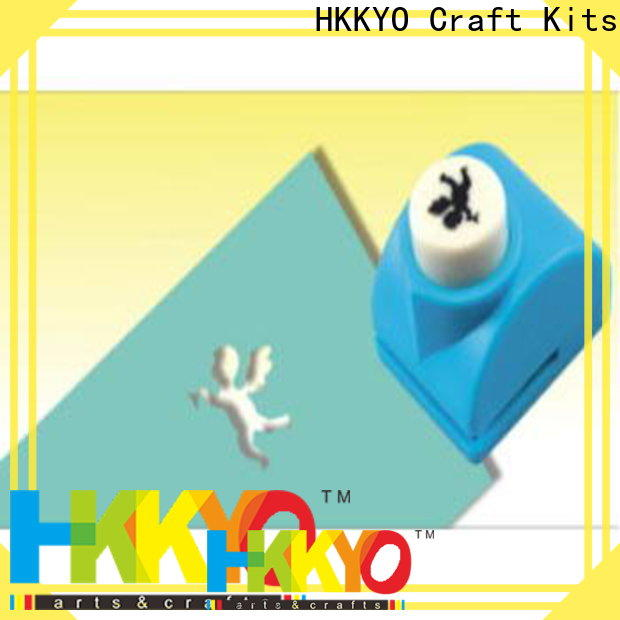 HKKYO New scrapbook hole punch factory for paper