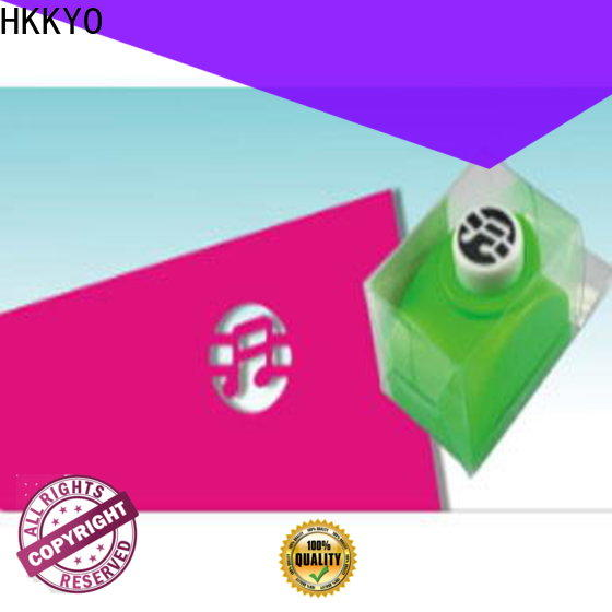 HKKYO eva scrapbook hole punch manufacturers for kids DIY artwork