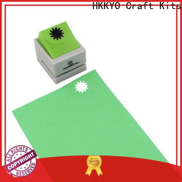 HKKYO Custom paper punch shapes for business for cardboard