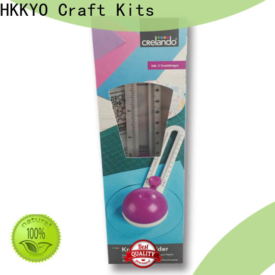 HKKYO High-quality arts and crafts tools manufacturers for scrapbook pages