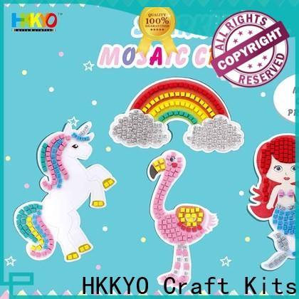 HKKYO flamingo craft kits Supply for gifts