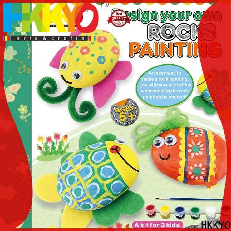 HKKYO Best craft kits Supply for birthday gifts
