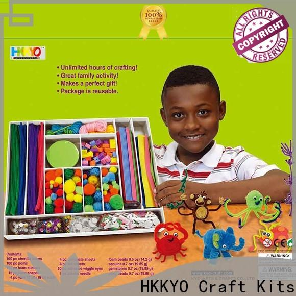 HKKYO animal craft kit scrapbooking manufacturers for greeting cards