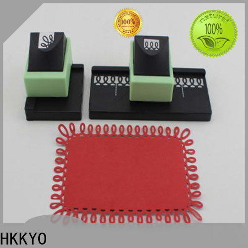 HKKYO rounder craft hole punch for business for paper craft