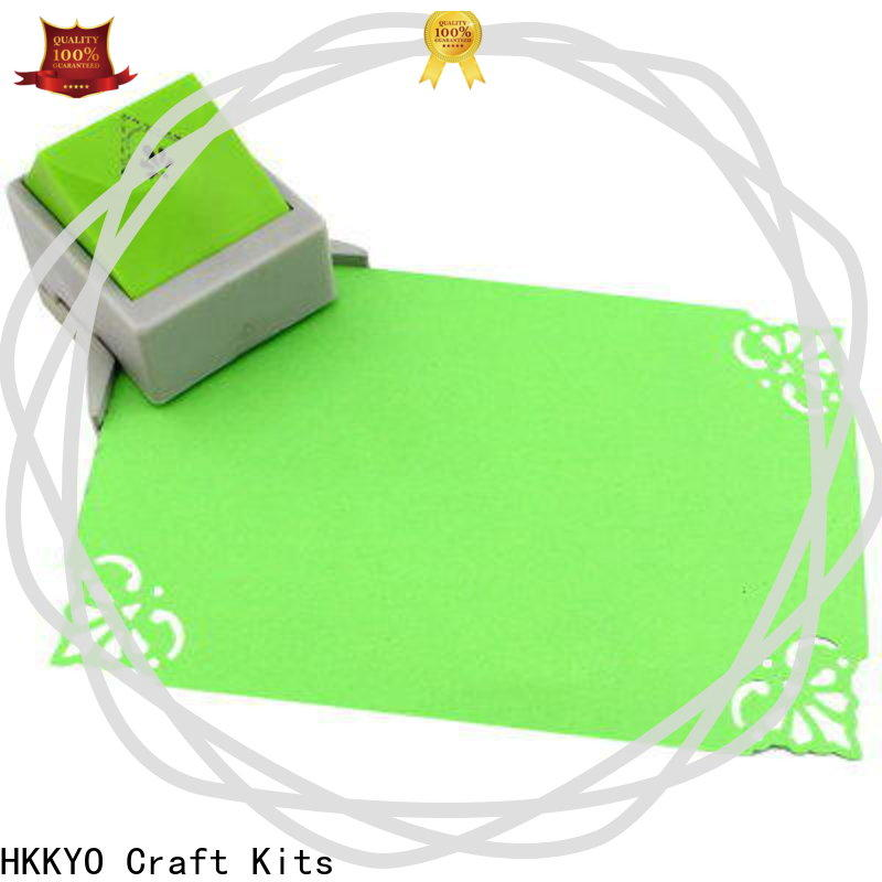 HKKYO New craft hole punch factory for paper craft