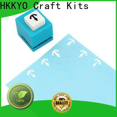 HKKYO Wholesale scrapbook hole punch manufacturers for paper