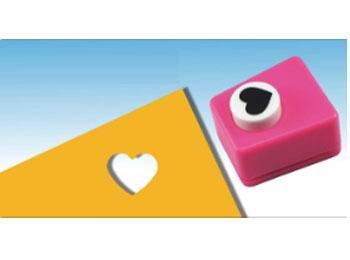 EVA Foam Paper Shape Craft Punch Hole Puncher Card Scrapbooking