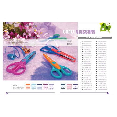 9 in 1 Interchangeable Craft Scissor