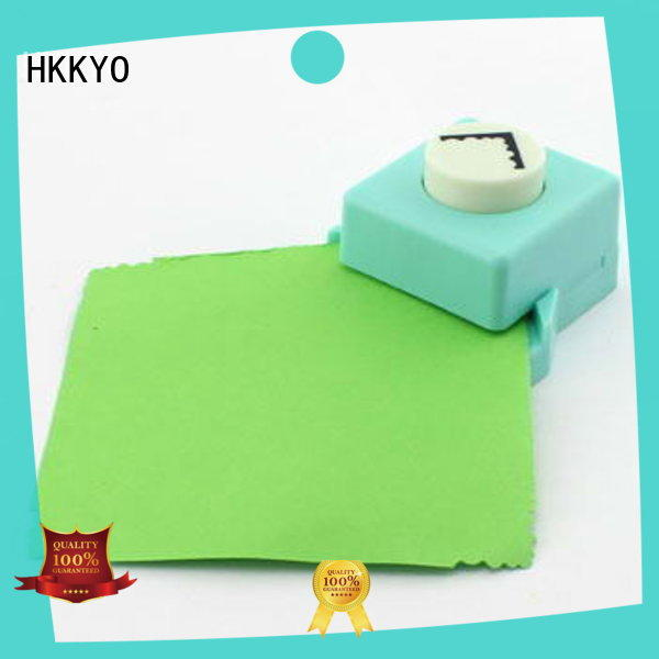 HKKYO New craft hole punch Suppliers for kids