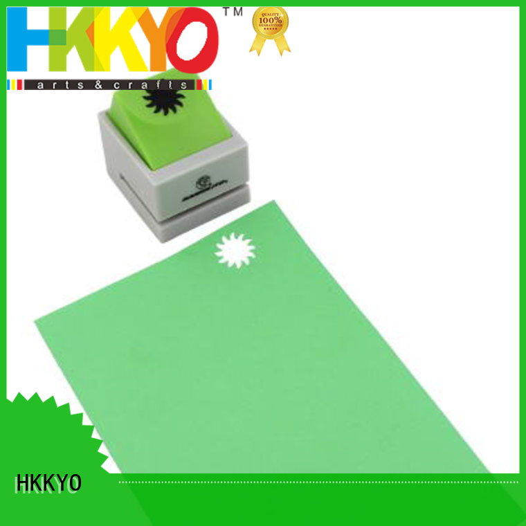 HKKYO foam paper punch shapes Supply for paper