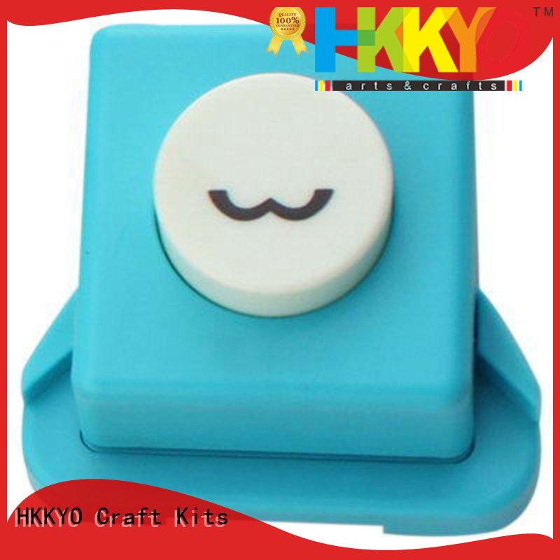 HKKYO Custom craft hole punch company for kids
