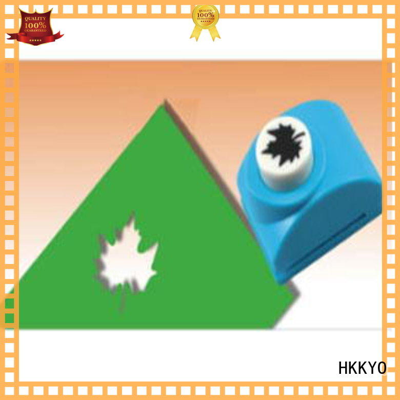 HKKYO ABS & Zinc Alloy paper punches for scrapbooking Supply for paper craft