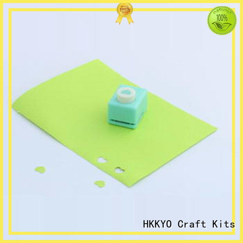 HKKYO High-quality scrapbook punches factory for paper