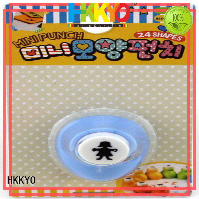 HKKYO High-quality scrapbook punches Supply for paper craft